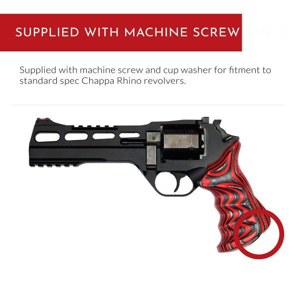 Chiappa Rhino Grips STD -machine screw
