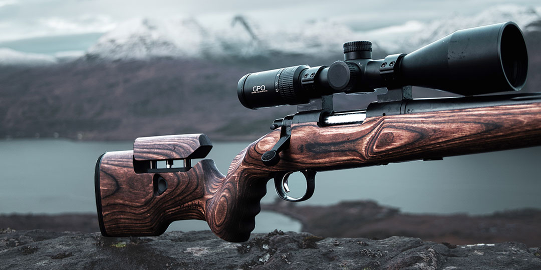 Form Rifle Stocks close up